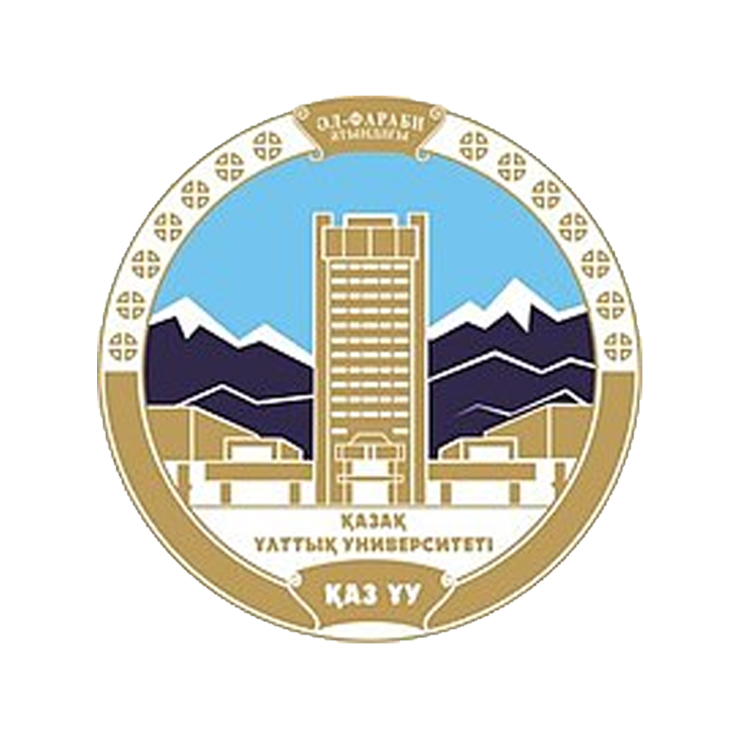 al farabi kazakh national university logo
